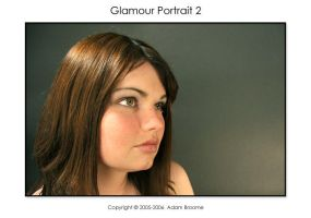 Glamour Portrait 2 by Adamb22