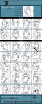 Lucius' Expressions Meme by gilll
