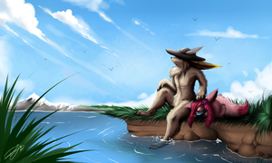 Relaxation by Ruolina