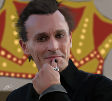 Robert Knepper by ArchXAngel20
