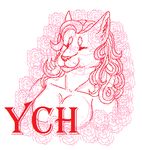OPEN YCH Rose Bed AUCTION by RowanFyre