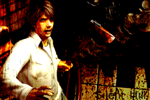 silent hill by ArtisticEnvy