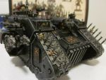 Chaos Land raider by Stanfar
