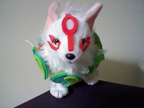 Ammy with Exorcism Beads by DL2288