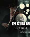Sherlock ID card by TheRavenArt