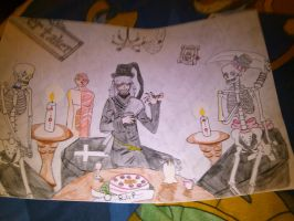 Tea Time with Undertaker by Feuerglut