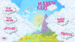 Mareio Kart Menu Art by MareioKart