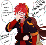 LET ME LOVE YOU 707 by Kanomatsu