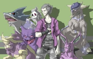 Elite Four Murk by MatthewJWills