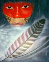 Kayapo: The forgotten tribe by Chicchan5
