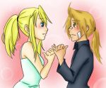 FMA: Pinky Promise by cool-kitsune