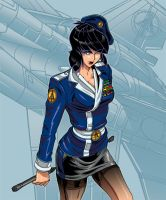 AMAZON Air Marshal by we-r-nomad