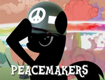 Peacemakers Logo by Trainguyxx