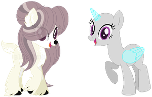 OPEN COLLAB: Nice to meet you! by BlueRainiPony