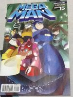 Megaman Issue 15 Comic Book by tanlisette