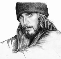 Jared Leto by LipsyKooks