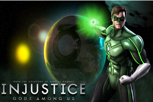 Injustice: Green Lantern Wallpaper by NerdyOwl299