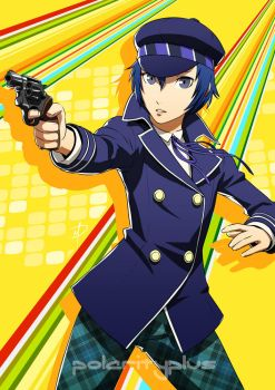 Naoto Shirogane - The Wheel of Fortune by polarityplus