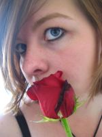 Kiss From A Rose by StephenKingsVampire