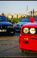 BMW M3 Squad by rugzoo