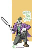 The Joker 2 by DirkPower