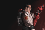The Medic by LittleMeesh