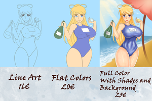 MickoDaimao's Commission Prices by MickoDaimao