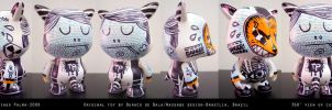 Customized Toy - 360 degrees by palmations