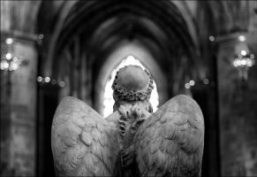 St. Giles' Angel by tamaskatai