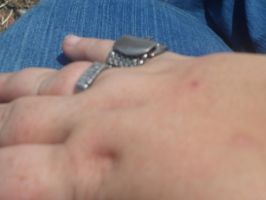Day 125: A little bling by Caedy