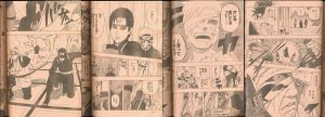 Naruto 455 spoiler pics by Thecmelion