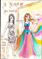 I KNOW I'm beautiful by Kariselle