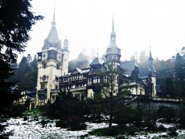 Peles Castle. by Freaks2