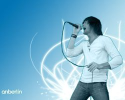 Stephen C. Anberlin Wallpaper by Sk8erGirl14ng