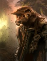 Master Chief by tstro