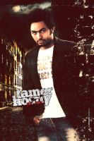 Tamer Hosny Poster - Soon 2011 by adriano-designs