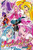 Heartcatch Precure and Megaman Zero by isaacyeap