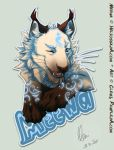 Badge - Meewa by Pample
