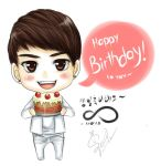 Hoya wishing birthday by syewe-yoss