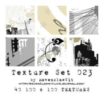 Texture Set 023 by RavenclawWit