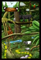Animalia pg6 by kentarcher