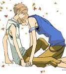 """""""Brotherly Love"""" in color by Go-Lilymon-Go"""