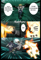 Edo Namikaze And Naruto Vs Obito. V1. by matrksinw