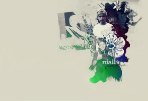 Niall wallpaper by LucyWayne