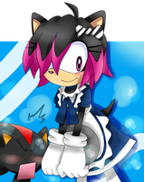 AT:Maid form by Unichrome-uni