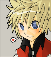 + KH2: Roxas Is Luff + by deedala