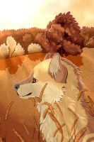 Lovely autumn by Julia2Artworker