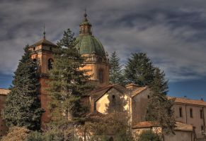 St. Domenico church - HDR by yoctox