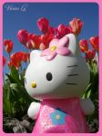 Hello Kitty Meets Nature. by I-heart-HelloKitty