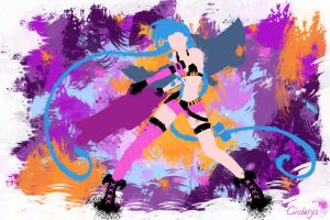 Splatter Art Jinx by Screwy-Soul
